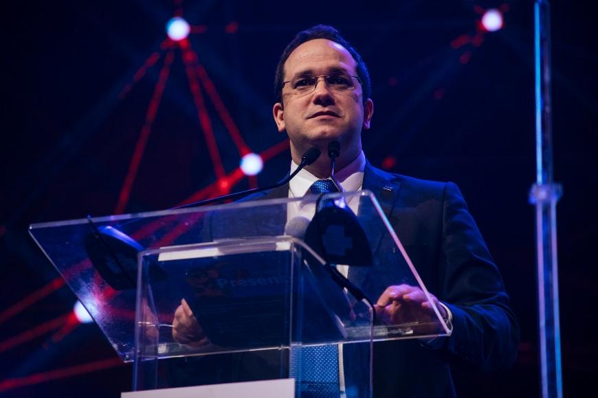 Secretario Executivo do MEC, Henrique Saroti